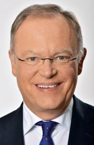 Ministerpräsident Stephan Weil